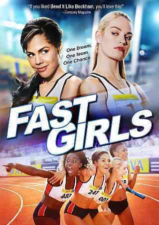 FAST GIRLS BY CRICHLOW,LENORA (DVD)