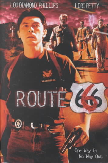 ROUTE 666 BY PHILLIPS,LOU DIAMON (DVD)